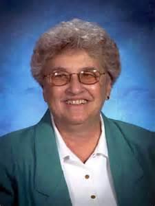 Sister Margaret Frank, SSJ